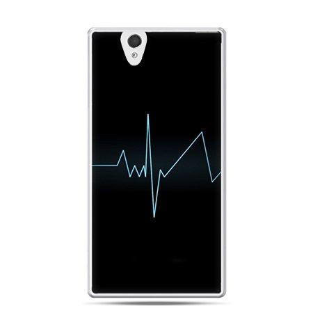Etui na Sony Xperia Z linia życia