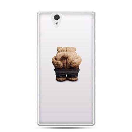 Etui na Sony Xperia Z miś Paddington