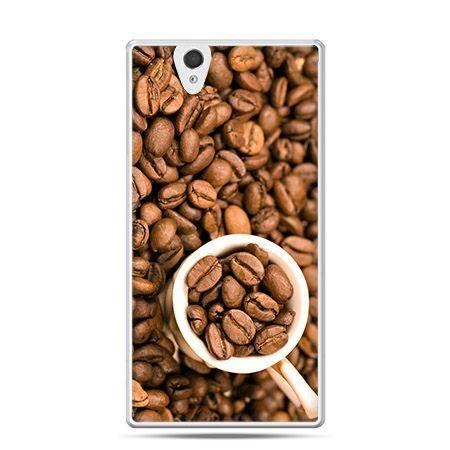 Etui na Sony Xperia Z kubek z kawa