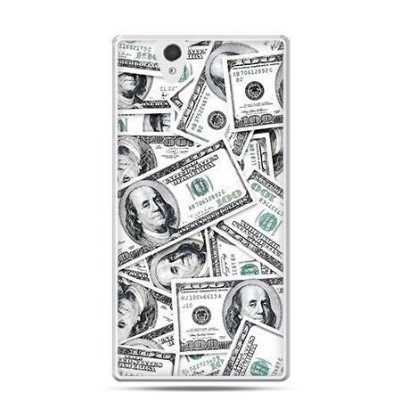 Etui na Sony Xperia Z dolary banknoty