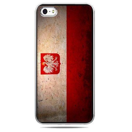 etui na telefon z flagą polską