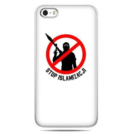 Etui na telefon patriotyczne - STOP Islam w Europie