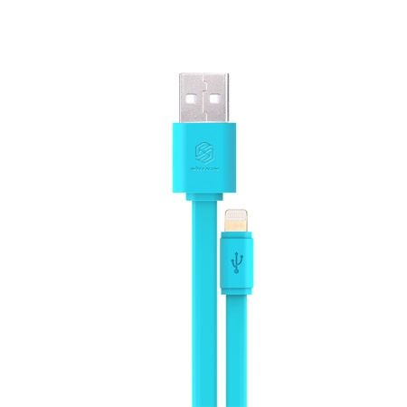 iPhone 5, 6 kabel NILLKIN lightning niebieski