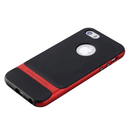 Etui na telefon iPhone 6 / 6s Rock Royce - czerwone.