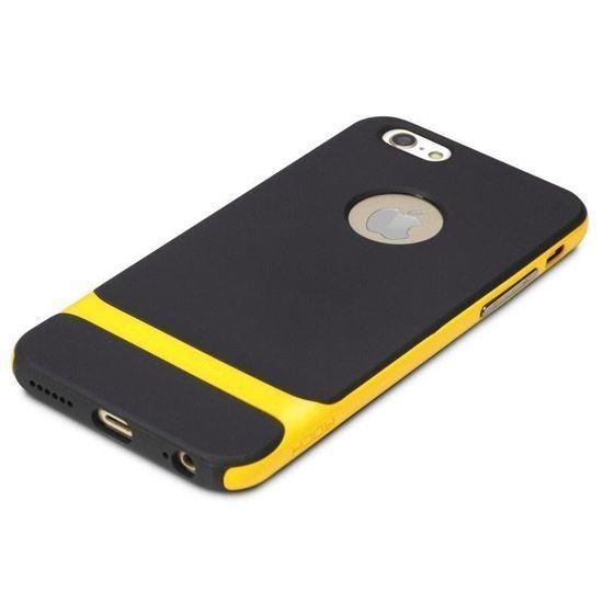Etui iPhone 6 Żółte Rock Royce