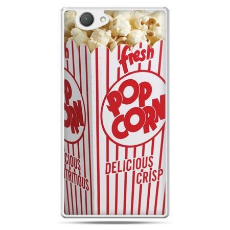 Xperia Z1 Mini etui Pop Corn