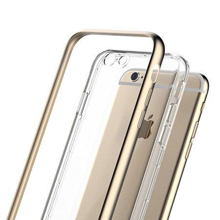 iPhone 6 aluminiowy złoty bumper