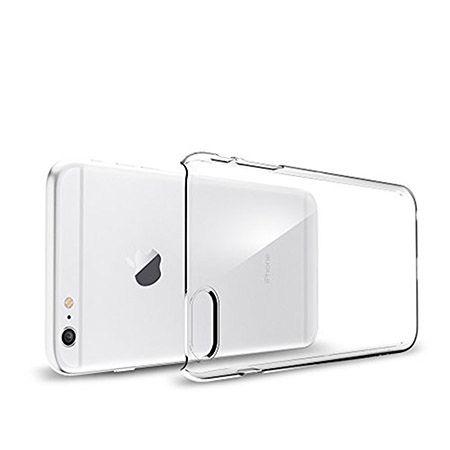 iPhone 6 / 6s przezroczyste twarde etui