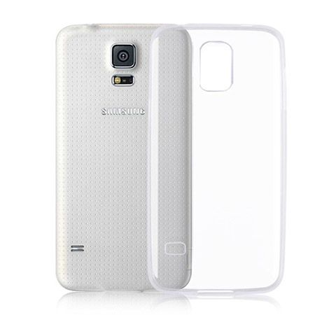 Galaxy S5 mini przezroczyste etui crystal case.