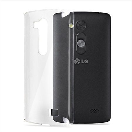 LG Fino przezroczyste etui crystal case.