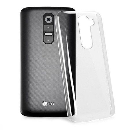LG G2 przezroczyste etui crystal case.