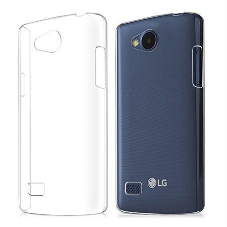 LG Joy H220 przezroczyste etui crystal case.