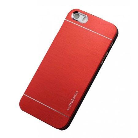 iPhone 6 / 6s etui Motomo aluminiowe czerwony. PROMOCJA !!!