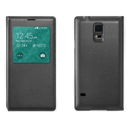 Galaxy S5 etui Flip S View czarny