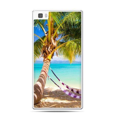 Huawei P8 Lite etui palma