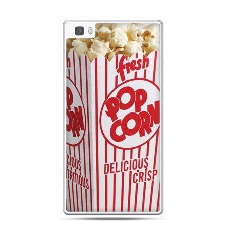 Huawei P8 Lite etui Pop Corn