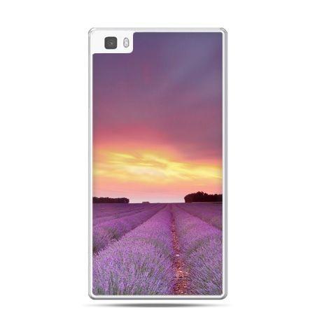 Huawei P8 Lite etui wrzosowisko
