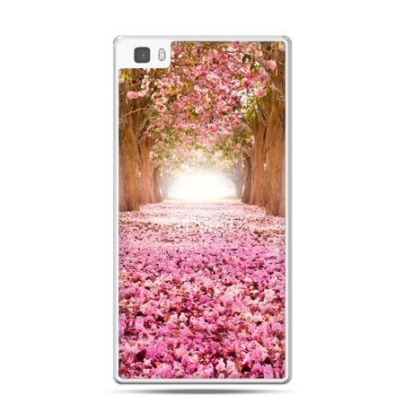 Huawei P8 Lite etui spacer po parku