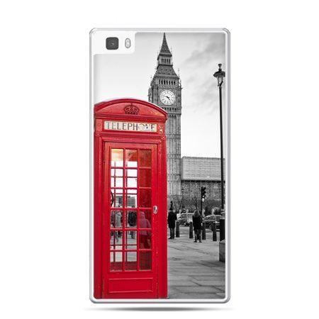 Huawei P8 Lite etui Big Ben Londyn
