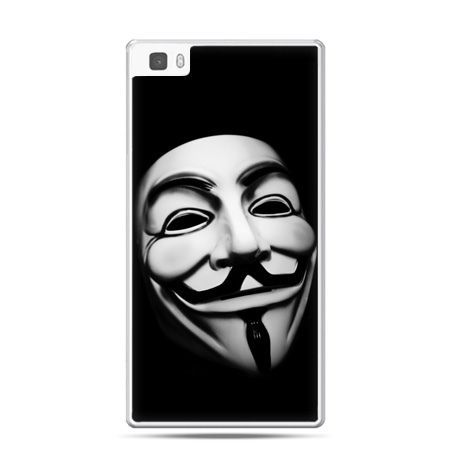 Huawei P8 Lite etui maskaq Anonimus