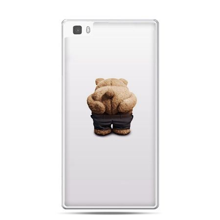 Huawei P8 Lite etui Miś Paddington