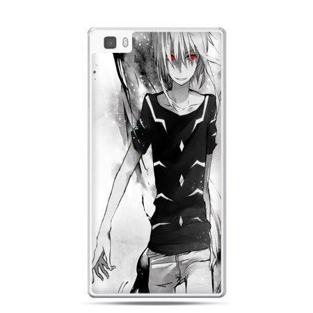 Huawei P8 Lite etui Manga boy
