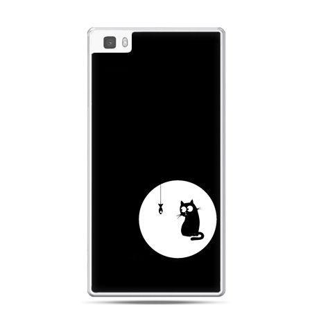 Huawei P8 Lite etui kotek