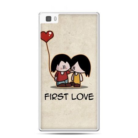 Huawei P8 Lite etui First Love