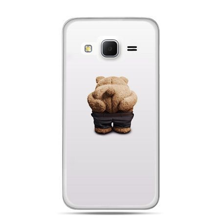 Galaxy Grand Prime etui Miś Paddington