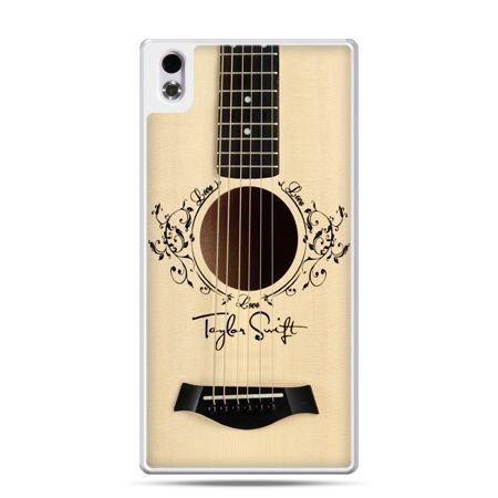 HTC Desire 816 etui Taylor Swift gitara