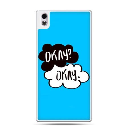 HTC Desire 816 etui OKay? Okay!