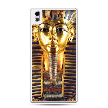 HTC Desire 816 etui głowa faraona