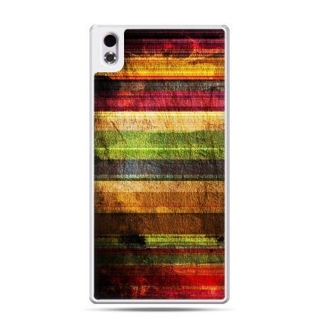 HTC Desire 816 etui kolorowe deski