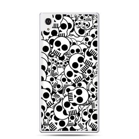 Etui Xperia Z4 czaszki