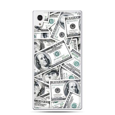 Etui Xperia Z4 dolary banknoty