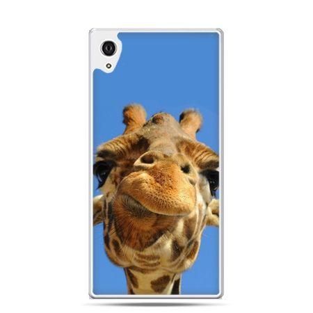 Etui Xperia Z4 zabawna żyrafa