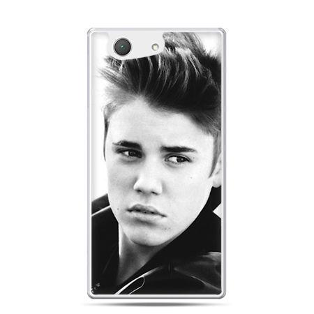 Xperia Z4 compact etui Justin Bieber