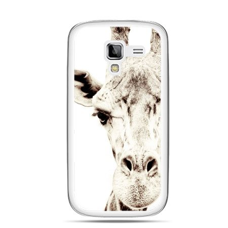 Galaxy Ace 2 etui żyrafa
