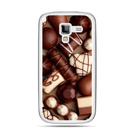 Galaxy Ace 2 etui czekoladki