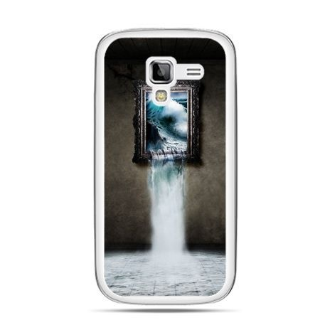 Galaxy Ace 2 etui obraz wodospad