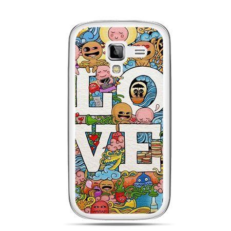 Galaxy Ace 2 etui LOVE