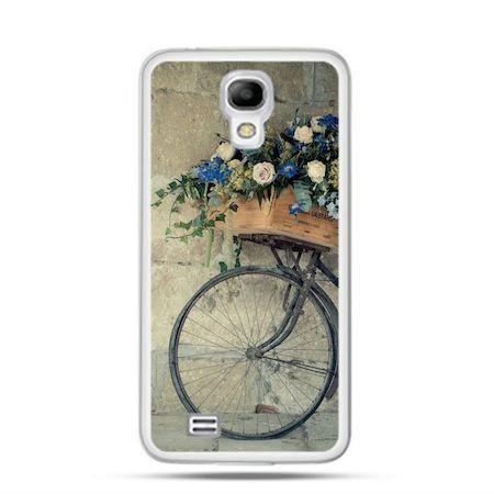 Etui z rowerem Samsung S4 obudowa