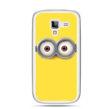 Galaxy Ace 2 etui oczy Minionka, Minionki
