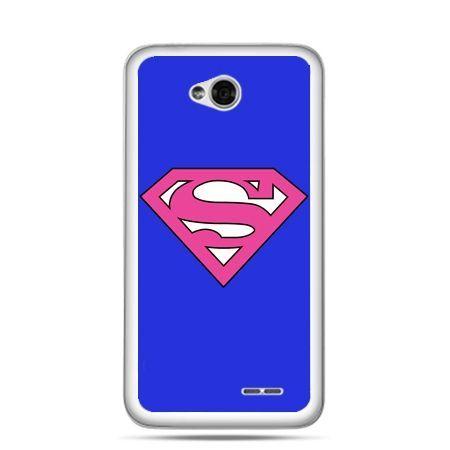 Etui na LG L70 Supergirl