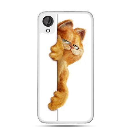 Etui dla Desire 820 Kot Garfield