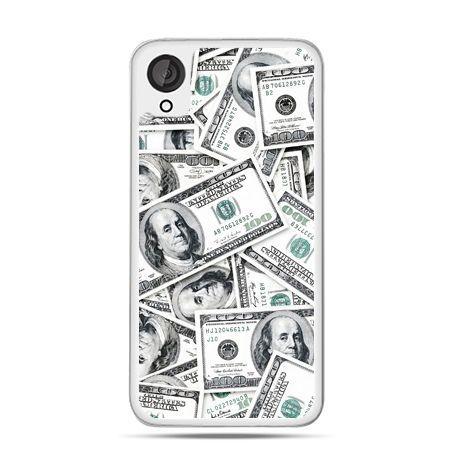 Etui dla Desire 820 dolary banknoty