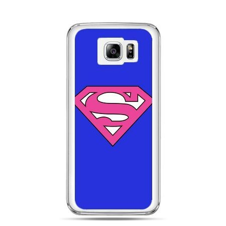 Galaxy Note 5 etui Supergirl