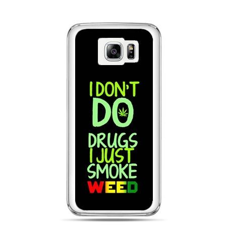 Galaxy Note 5 etui I don't do drugs