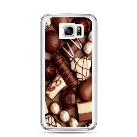 Galaxy Note 5 etui czekoladki