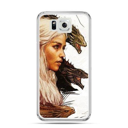 Galaxy Alpha etui Gra o Tron Daenerys Targaryen